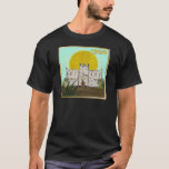 Judaica 12 Tribes Of Israel Simeon T-Shirt