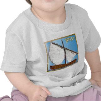 Judaica 12 Tribes Of Israel Zebulun Art T Shirts