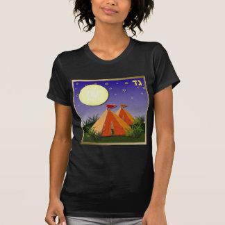 Judaica 12 tribus de Gad de Israel Camiseta