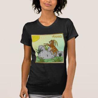 Judaica 12 tribus Israel Naphtali Camiseta