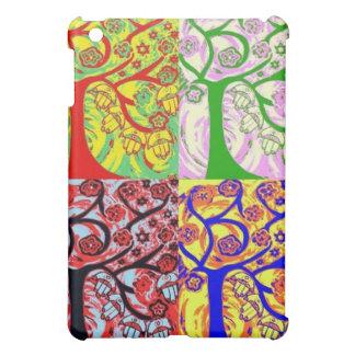 Judaica Hamsa Tree Of Life Sunrise iPad Mini Cover