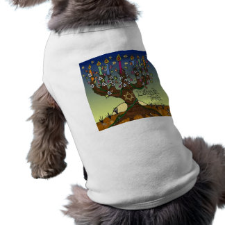 Judaica L'shanah Tovah Tree Of Life Gifts Apparel Shirt