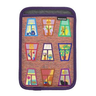 Judaica Rainbow Stars of David iPad Case iPad Mini Sleeves