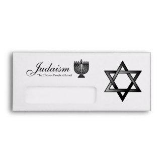 Judaism - Envelopes