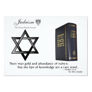 Judaism - Passage invitation