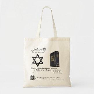 Judaism - Passage tote bag