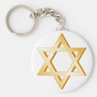 Judaism Symbol Keychain