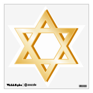 Judaism Symbol Wall Decal