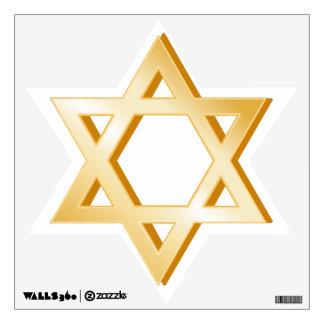 Judaism Symbol Wall Sticker