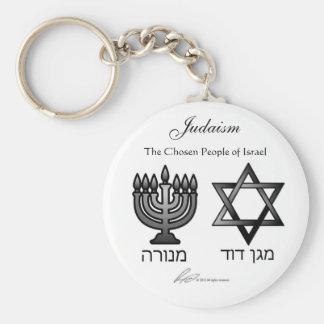 Judaísmo - llavero