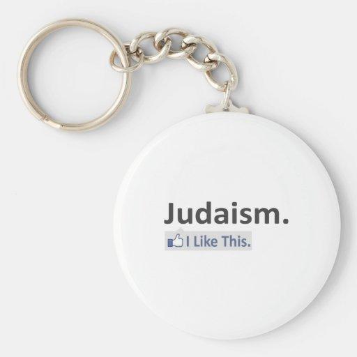 Judaísmo… tengo gusto de esto llavero