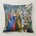 Judas Betrays his Master, from a bible printed by Pillow