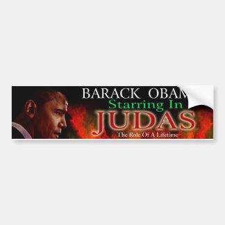Judas Bumper Sticker
