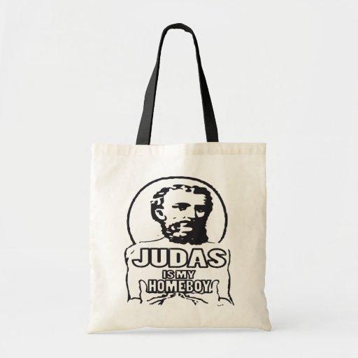 Judas es mi homeboy bolsas