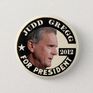 Judd Gregg 2012 button