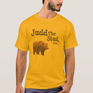 Judd The Stud T-Shirt