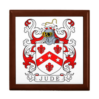 Jude Coat of Arms III Gift Boxes