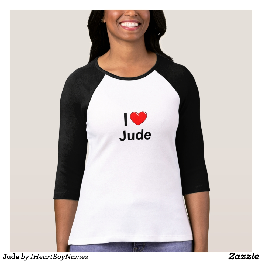 Jude T-Shirt - Best Selling Long-Sleeve Street Fashion Shirt Designs