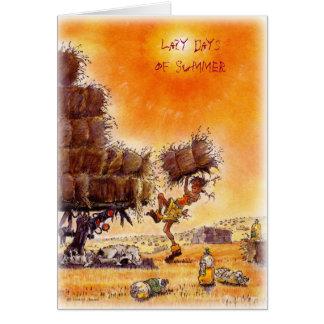 JudeToo JT02 Greetings Card