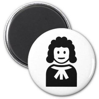 Judge court magnets
