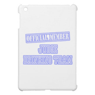 Judge Drinking Team Cover For The iPad Mini