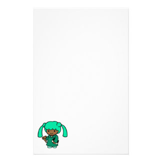 Judge Girl 1 Personalized Stationery
