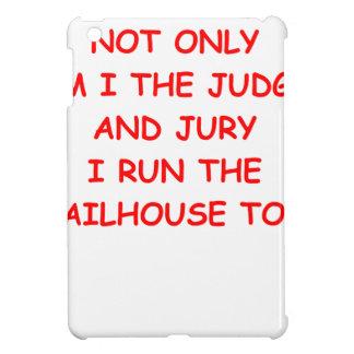 JUDGE iPad MINI CASES