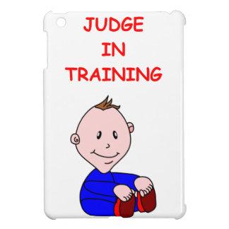 JUDGE CASE FOR THE iPad MINI