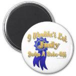 Judge Judy Bake-Off 2 Inch Round Magnet