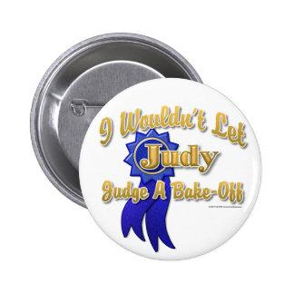 Judge Judy Bake-Off Pin