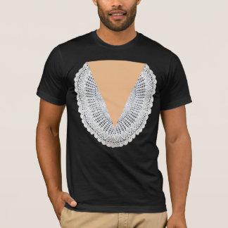 Judge Judy's Judging Robe (doily + neck) T-Shirt