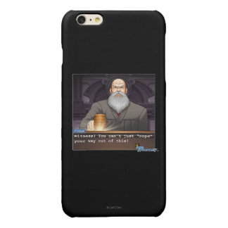 """Judge - """"Oops"""" Glossy iPhone 6 Plus Case"""