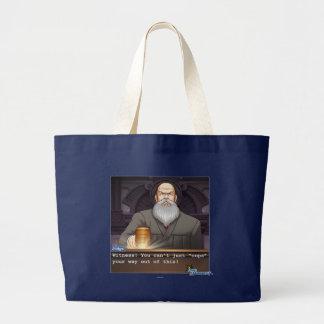 """Judge - """"Oops"""" Large Tote Bag"""