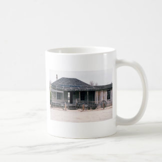 Judge Roy Bean Courthouse and Jail Replica Coffee Mug