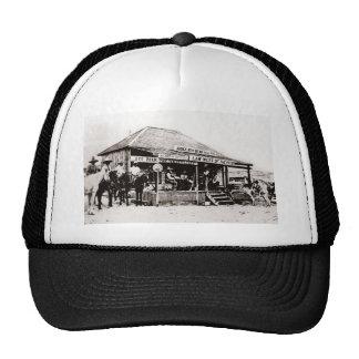 Judge Roy Bean Rio Grande Saloon Texas Trucker Hat