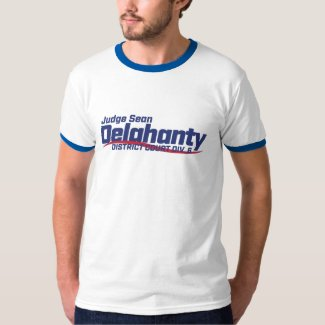 Judge Sean Delahanty Men's T-Shirt