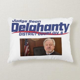 Judge Sean Delahanty Pillow