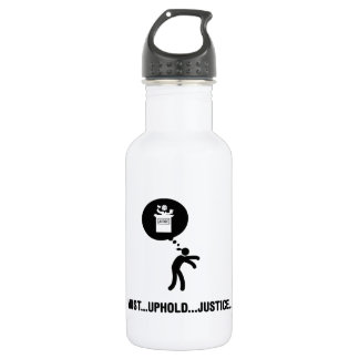 Judge Stainless Steel Water Bottle