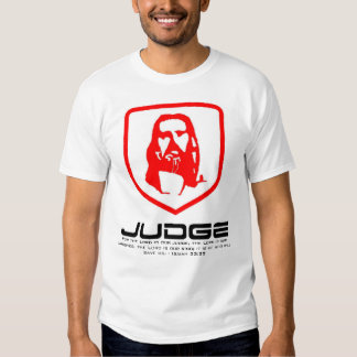 Judge T Shirt