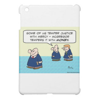 Judge temper justice with mercy money case for the iPad mini