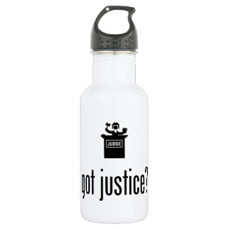 Judge Water Bottle