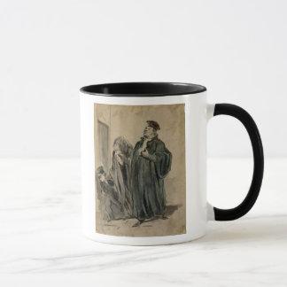 Judge, Woman and Child Mug