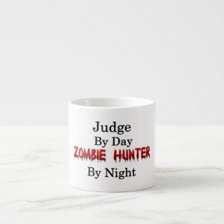 Judge/Zombie Hunter Espresso Cup