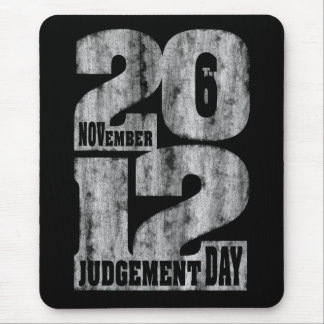 Judgement Day Mouse Pad