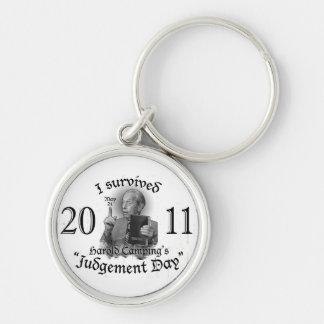 Judgement Day Souvenir Key Chains