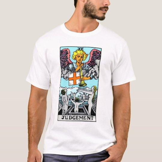 Judgement Tarot Card T-Shirt