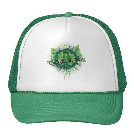 Judgement Trucker Hat