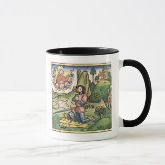Judges 6 36 Gideon puts out the fleece, from the ' Mug