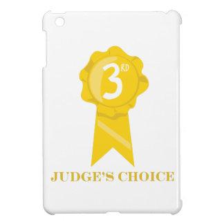Judges Choice iPad Mini Covers