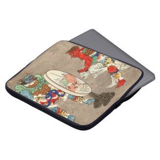 Judgment Day 1878 Laptop Computer Sleeves